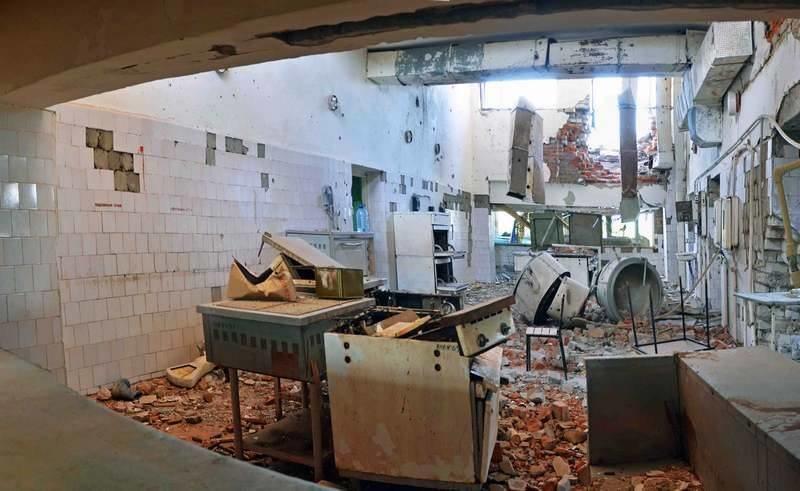 Пресс-центр АТО опубликовал фото разрушенного Широкино (ФОТО), фото-4