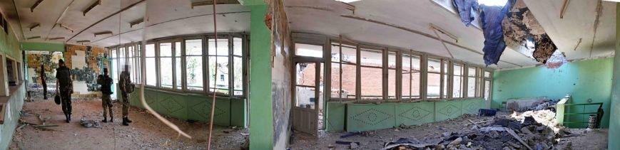 Пресс-центр АТО опубликовал фото разрушенного Широкино (ФОТО), фото-2