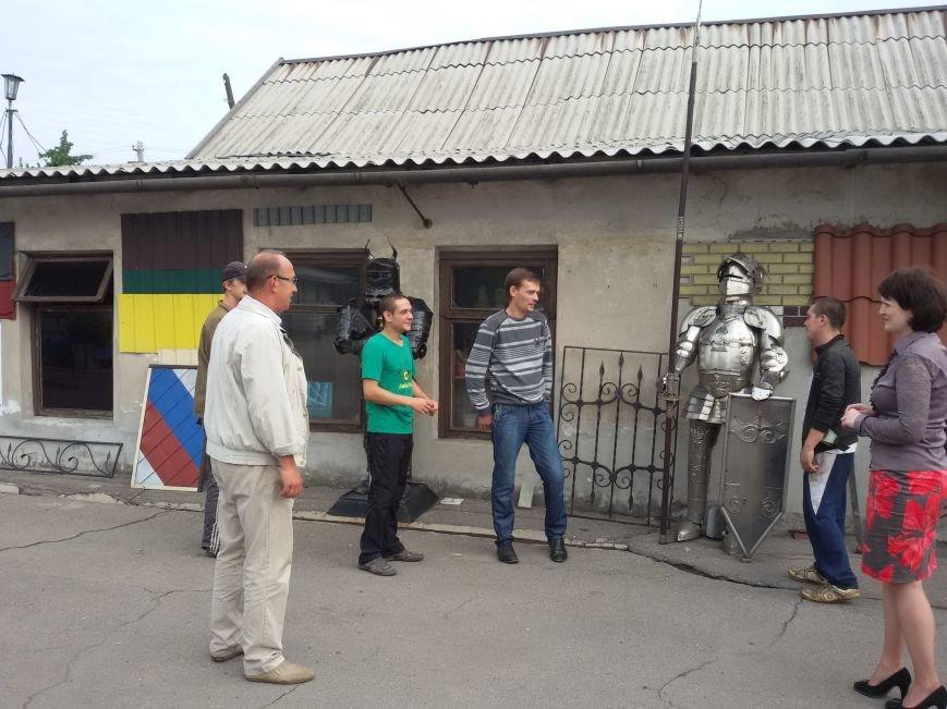 В Димитрове День открытых дверей центр занятости организовал непосредственно у работодателя, фото-2