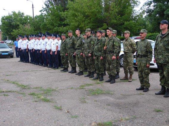 Спецподразделения, заступившие на службу, ждут помощи от николаевских общественников (ФОТО) (фото) - фото 6