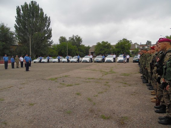 Спецподразделения, заступившие на службу, ждут помощи от николаевских общественников (ФОТО) (фото) - фото 3