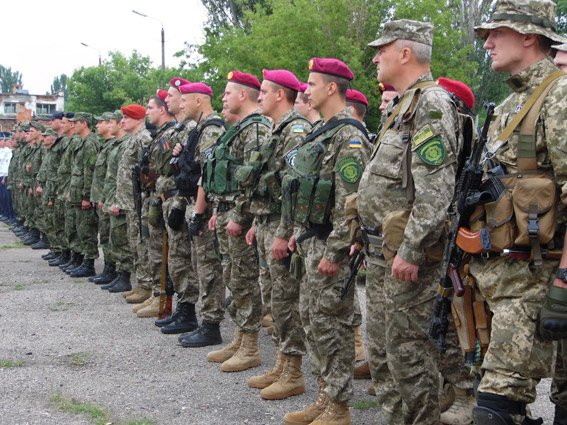 Спецподразделения, заступившие на службу, ждут помощи от николаевских общественников (ФОТО) (фото) - фото 1