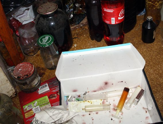 В Кременчуці місцевий мешканець вдома влаштував нарколабораторію (фото) - фото 2