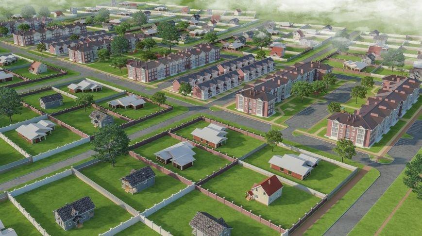 Открыты продажи в строящемся жилом квартале комфорт- класса BRAER PARK (фото) - фото 1