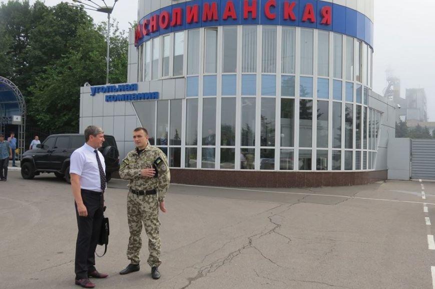 Улицы Красноармейска и Родинского будут патрулировать шахтерско-милицейские наряды, фото-6