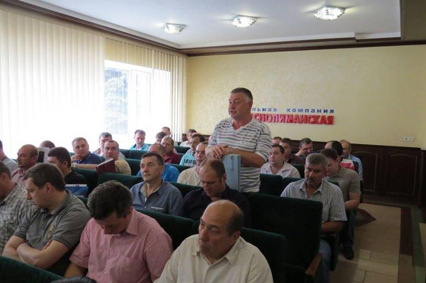 Улицы Красноармейска и Родинского будут патрулировать шахтерско-милицейские наряды, фото-5