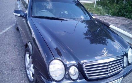 На Сумщине задержан автомобиль-двойник Mercedes CLK 200 (ФОТО), фото-2