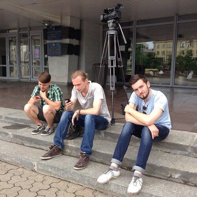 День из жизни днепропетровских телевизионщиков: как делают новости (фото) - фото 3