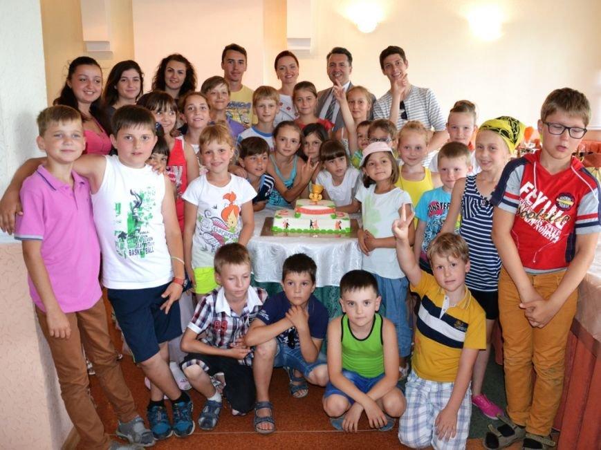 Літній табір Сумського НАУ (ФОТО), фото-4