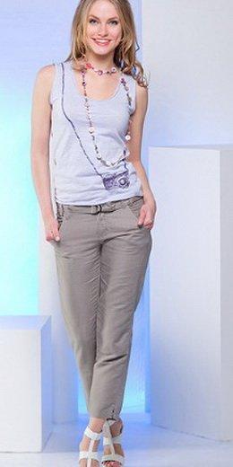 Модные женские брюки от интернет-магазина CosmoCity (фото) - фото 1