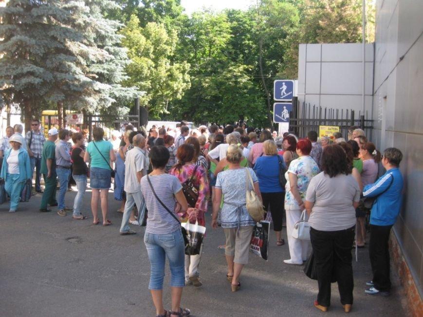 Торговцы с Центрального рынка на час перекрыли главную дорогу Чернигова, фото-2