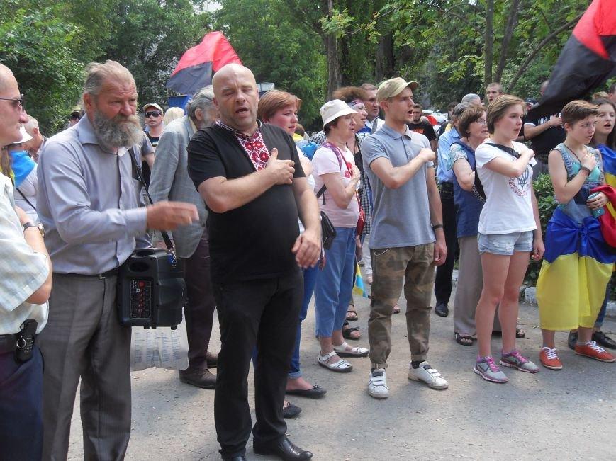 Харківські і полтавські активісти вимагатимуть справедливого покарання для Кернеса в ГПУ (фото) - фото 1