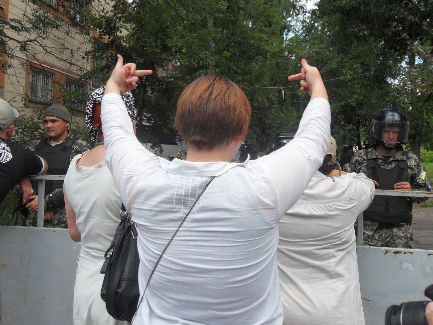 Харківські і полтавські активісти вимагатимуть справедливого покарання для Кернеса в ГПУ (фото) - фото 3