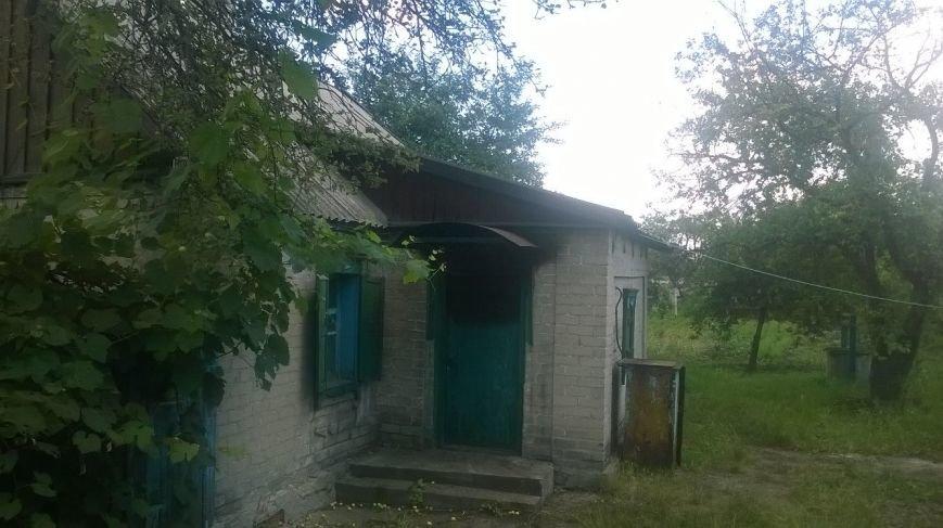 Ночью в Красноармейске горел дом (фото) - фото 1