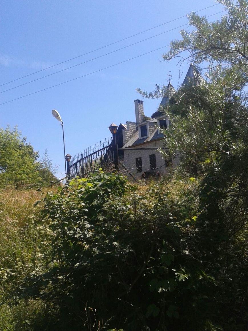 Сгорел дом бизнесмена Волкова А.С. (фото) - фото 1