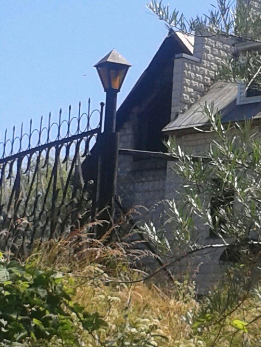 Сгорел дом бизнесмена Волкова А.С. (фото) - фото 4