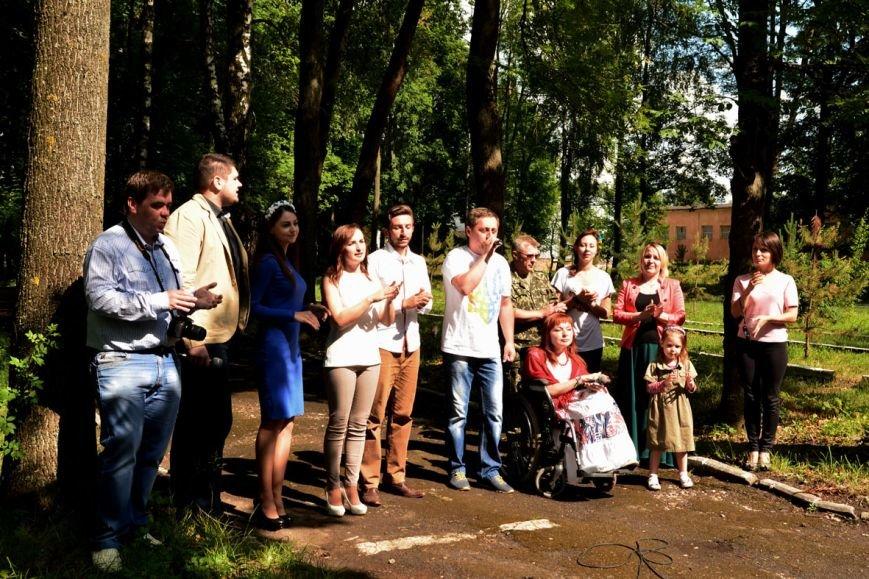 Для бійців Хмельницького війського шпиталю влаштували концерт (ФОТО) (фото) - фото 2