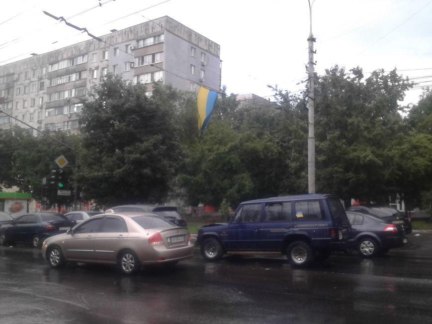 В Мариуполе произошло ДТП с участием 5 автомобилей (ФОТО), фото-2