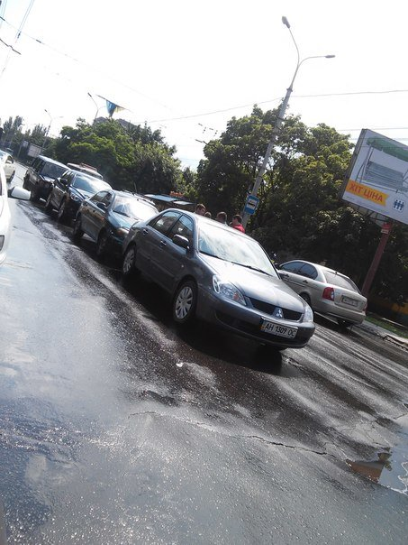 В Мариуполе произошло ДТП с участием 5 автомобилей (ФОТО), фото-1