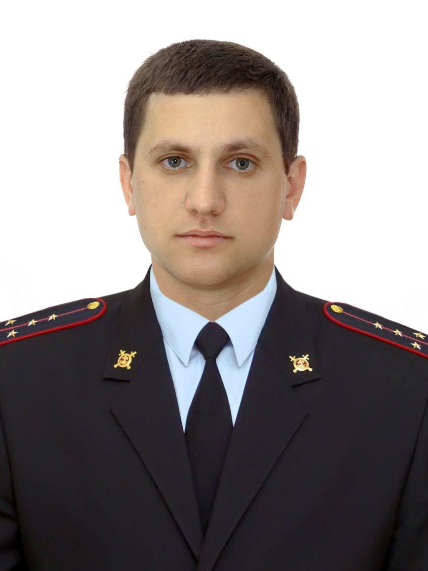 старший участковый уполномоченный майор полиции Г.Ю. Саркисян