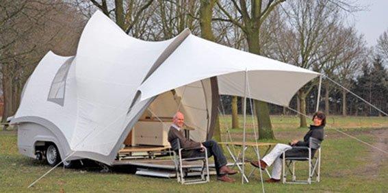 Топ 10 палаток, в которых хочется жить (фото) - фото 5