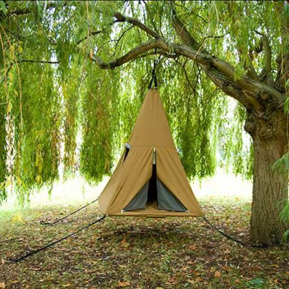 Топ 10 палаток, в которых хочется жить (фото) - фото 10