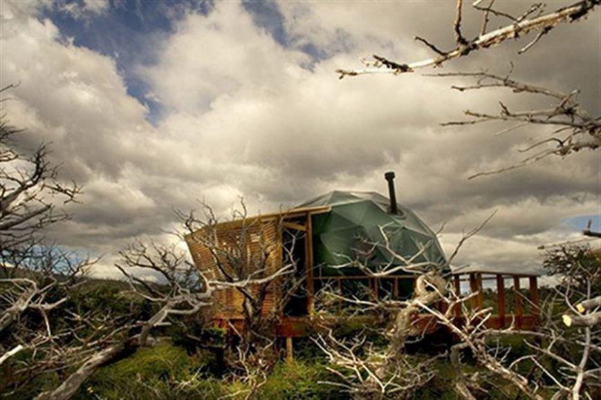 Топ 10 палаток, в которых хочется жить (фото) - фото 4