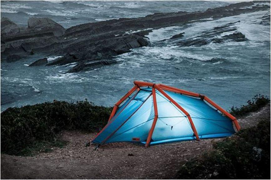 Топ 10 палаток, в которых хочется жить (фото) - фото 6