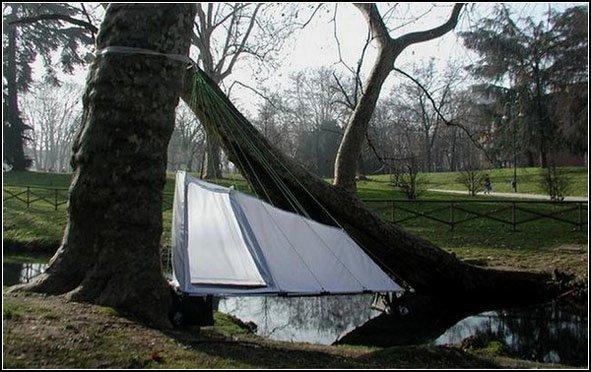 Топ 10 палаток, в которых хочется жить (фото) - фото 1