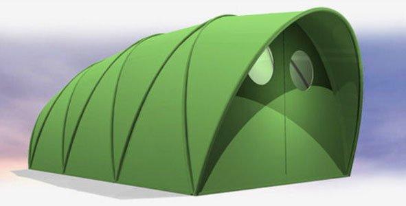 Топ 10 палаток, в которых хочется жить (фото) - фото 9