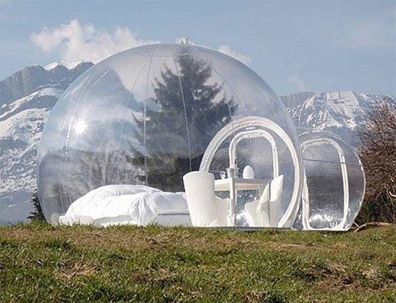 Топ 10 палаток, в которых хочется жить (фото) - фото 3