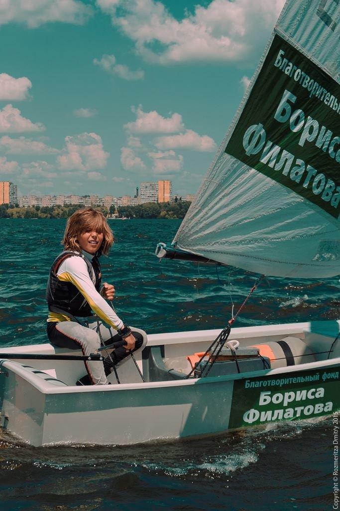 Юные яхтсмены Днепропетровска посоревнуются за звание лучшего (ФОТО), фото-2