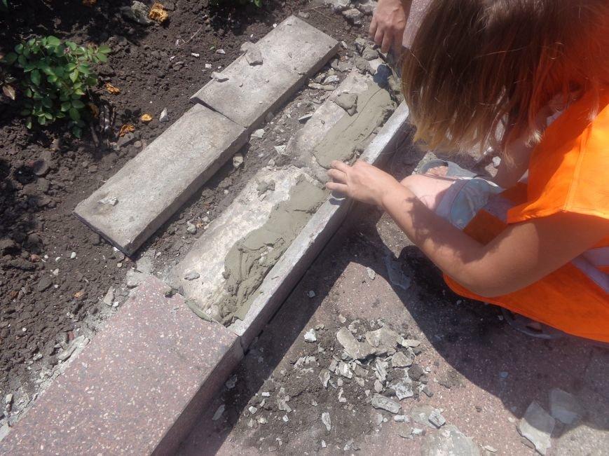 В Красноармейске начата подготовка ко Дню города (фото) - фото 1
