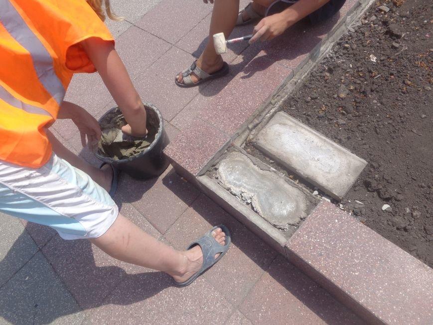 В Красноармейске начата подготовка ко Дню города (фото) - фото 2