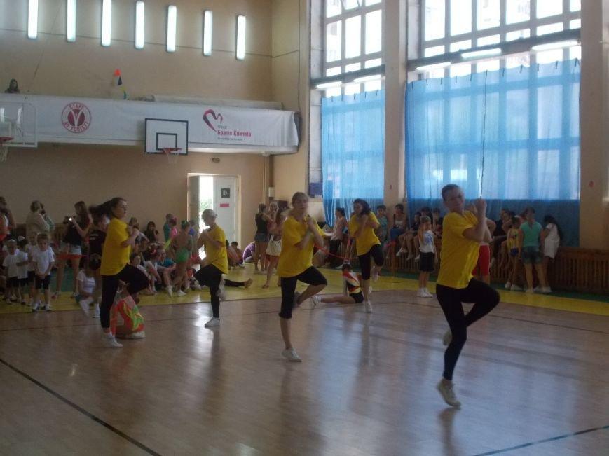 В Бердянске стартовал Всеукраинский турнир по спортивной аэробике кубок «Азовского моря» (фото) - фото 2