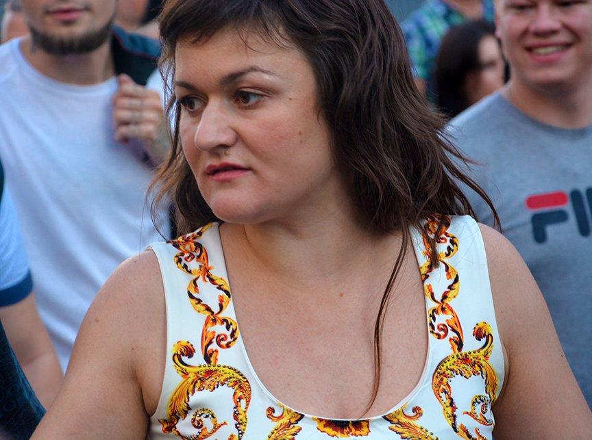 В Киеве добровольцы требовали объявить России войну (ФОТОРЕПОРТАЖ) (фото) - фото 4