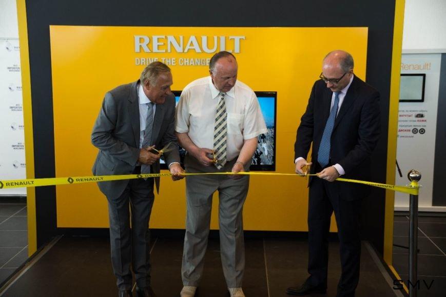 В Гродно открылся дилерский автоцентр Renault (фото) - фото 5