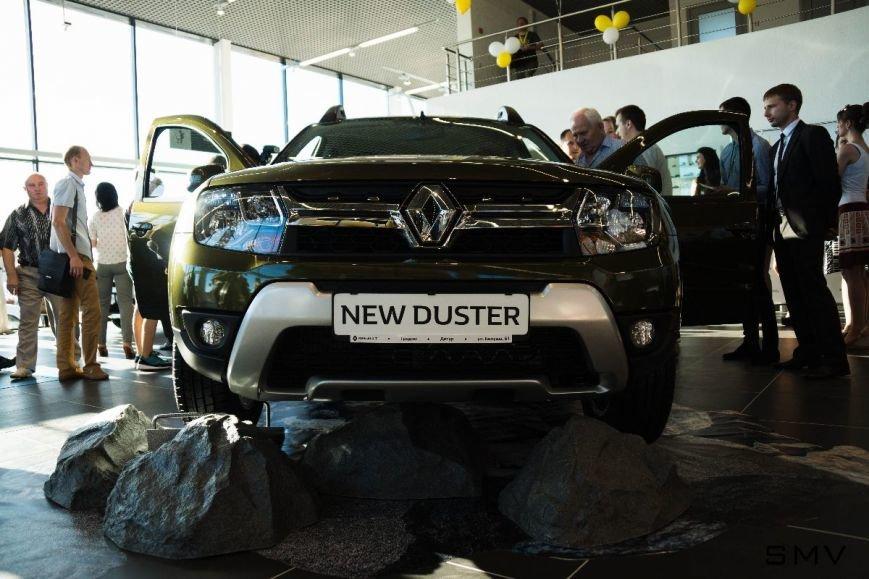 В Гродно открылся дилерский автоцентр Renault (фото) - фото 6