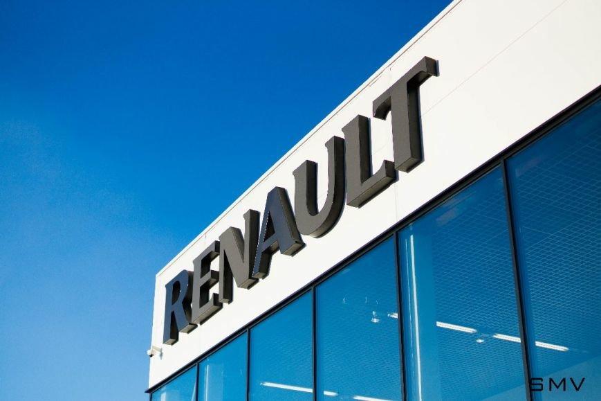В Гродно открылся дилерский автоцентр Renault (фото) - фото 1