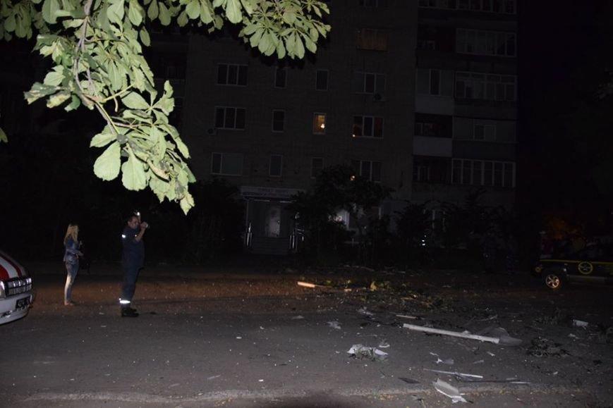В Сумах взорвали офис «Батьківщини» (ФОТО), фото-1