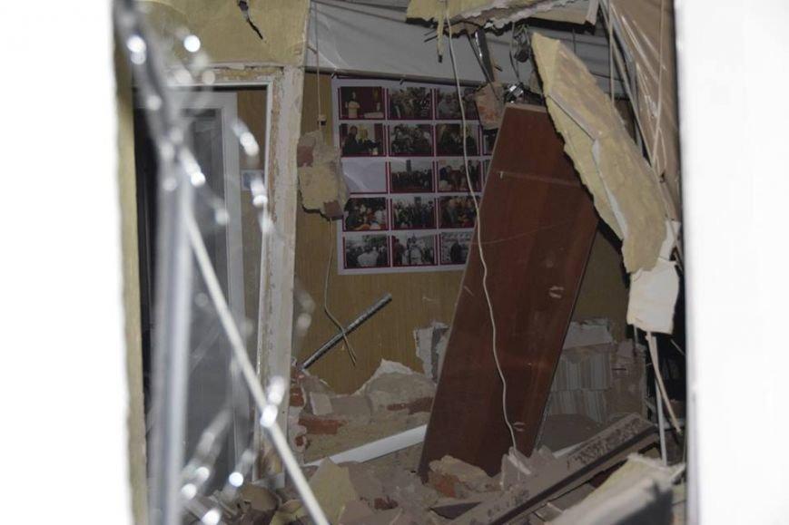 В Сумах взорвали офис «Батьківщини» (ФОТО), фото-7