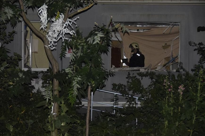 В Сумах взорвали офис «Батьківщини» (ФОТО), фото-10