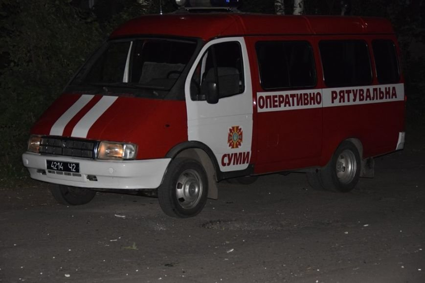 В Сумах взорвали офис «Батьківщини» (ФОТО), фото-3