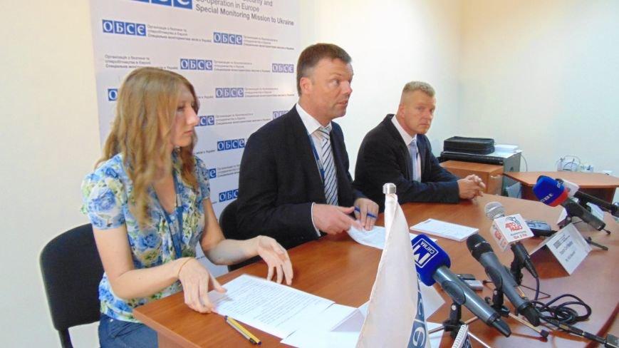 В ОБСЕ беспокоились концентрированием сил  «ДНР» и запрещенных вооружений  в районе Гранитного под Мариуполем (ФОТО) (фото) - фото 1