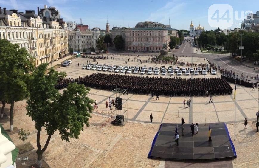 У Києві з'явилася патрульна поліція (ФОТО) (фото) - фото 2