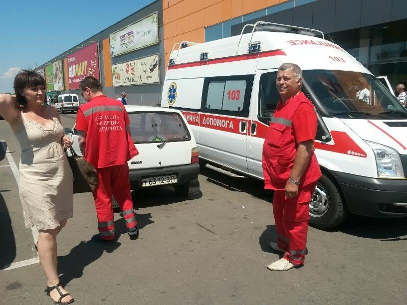 Мариупольские велолюбители благополучно достигли Бердянска (Фотофакт) (фото) - фото 1