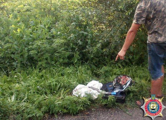 Под Мариуполем мужчина устроил стрельбу на трассе (ФОТО) (фото) - фото 1