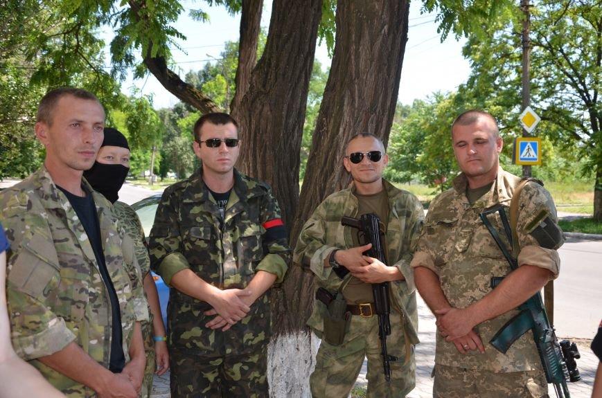 Фермеры из Киева передали защитникам Мариуполя «Урал» (ФОТО), фото-10