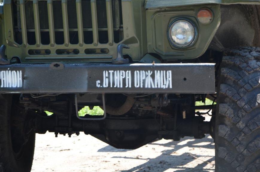 Фермеры из Киева передали защитникам Мариуполя «Урал» (ФОТО), фото-3