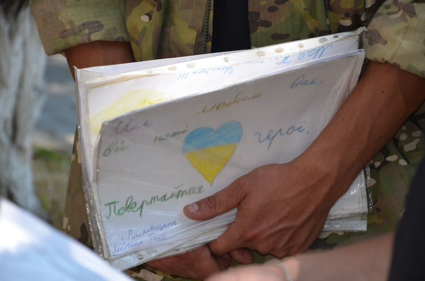 Фермеры из Киева передали защитникам Мариуполя «Урал» (ФОТО), фото-6